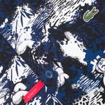 Мужская рубашка Lacoste Live Camo Navy/Black/White фото- 2