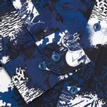 Мужская рубашка Lacoste Live Camo Navy/Black/White фото- 3