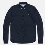 Мужская рубашка Lacoste Live Shirt Dark Navy фото- 0