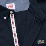 Мужская рубашка Lacoste Live Shirt Dark Navy фото- 2
