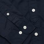 Мужская рубашка Lacoste Live Shirt Dark Navy фото- 4