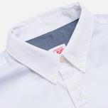 Мужская рубашка Lacoste Live Gomlek White фото- 1