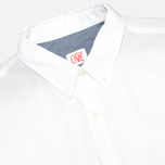 Мужская рубашка Lacoste Live Skinny Fit White фото- 1