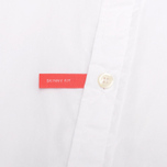 Мужская рубашка Lacoste Live Skinny Fit White фото- 5