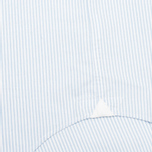 Lacoste Live Striped Oxford Men's Shirt Astre/White photo- 3