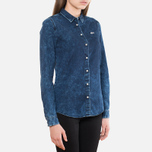 Lacoste Live Denim Shirt Medium Wave photo- 0