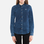 Lacoste Live Denim Shirt Medium Wave photo- 4