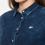 Lacoste Live Denim Shirt Medium Wave photo- 5