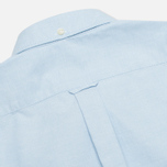Lacoste Oxford Cotton Regular Fit Men's Shirt Naval photo- 4