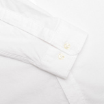 Мужская рубашка Lacoste Oxford Cotton Regular Fit White фото- 4