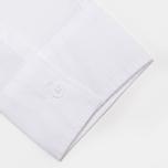 Женская рубашка Lacoste Chambray Voile White фото- 4