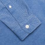 Мужская рубашка Nanamica Wind Blue фото- 3