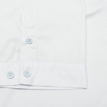 Мужская рубашка Norse Projects Aaron Crisp Poplin SS Pale Blue фото- 4