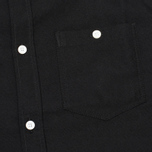 Мужская рубашка Norse Projects Anton Oxford LS Black фото- 2