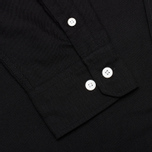 Мужская рубашка Norse Projects Anton Oxford LS Black фото- 3