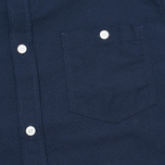 Мужская рубашка Norse Projects Anton Oxford LS Dark Navy фото- 3