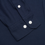 Мужская рубашка Norse Projects Anton Oxford LS Dark Navy фото- 4