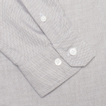 Мужская рубашка Norse Projects Anton Oxford LS Light Grey фото- 4