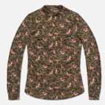 Женская рубашка Barbour Bantam Bird Print Green фото- 0