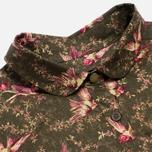 Женская рубашка Barbour Bantam Bird Print Green фото- 1
