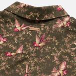 Женская рубашка Barbour Bantam Bird Print Green фото- 3