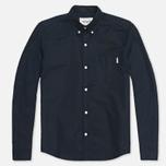 Женская рубашка Carhartt WIP X' Buck Cadet Rinsed фото- 0