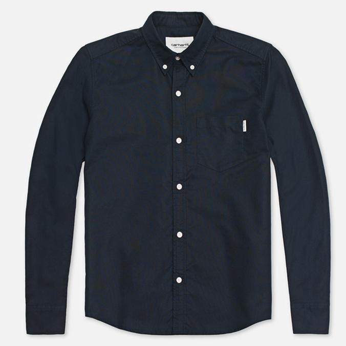 Женская рубашка Carhartt WIP X' Buck Cadet Rinsed