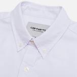 Женская рубашка Carhartt WIP X' Buck White Rinsed фото- 1
