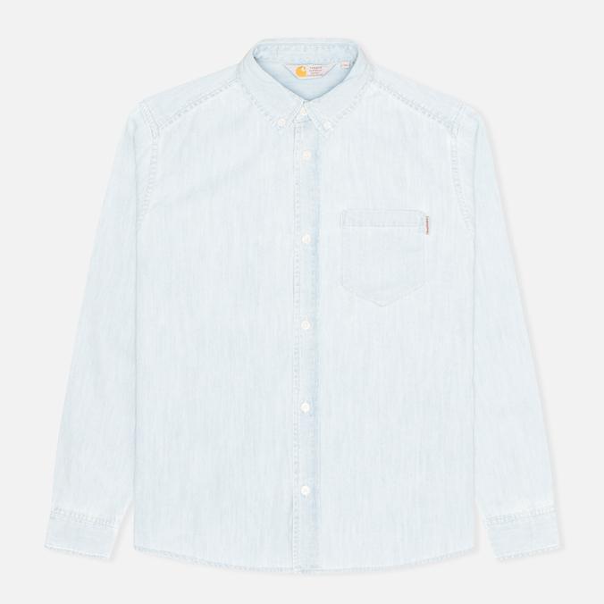 Женская рубашка Carhartt WIP X' Civil Blue Stone Bleached