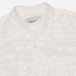 Женская рубашка Carhartt WIP X' Freya Long Apache Print White фото- 1