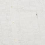Женская рубашка Carhartt WIP X' Freya Long Apache Print White фото- 2