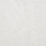 Женская рубашка Carhartt WIP X' Freya Long Apache Print White фото- 4