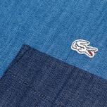Женская рубашка Lacoste Live Shirt Blue Denim фото- 2