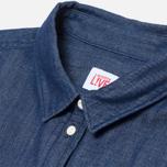 Женская рубашка Lacoste Live Shirt Indigo фото- 1