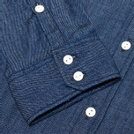 Женская рубашка Lacoste Live Shirt Indigo фото- 3