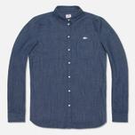 Женская рубашка Lacoste Live Shirt Indigo фото- 0