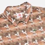 Женская рубашка Lacoste Live Vintage Graphic Woven Floral фото- 1