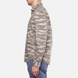 Мужская рубашка Woolrich Bruce Camo Moss фото- 2