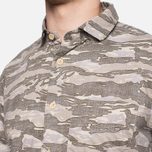Мужская рубашка Woolrich Bruce Camo Moss фото- 6