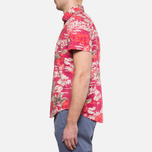 Мужская рубашка Woolrich Bruce Cherry Red фото- 2