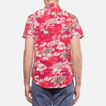 Мужская рубашка Woolrich Bruce Cherry Red фото- 4