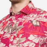 Мужская рубашка Woolrich Bruce Cherry Red фото- 6