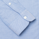 Мужская рубашка Woolrich Oxford Pocket Blue фото- 3