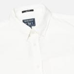 Woolrich Oxford Pocket Men's Shirt White photo- 1