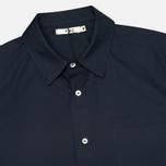 Мужская рубашка YMC Bonded Seam Navy фото- 1