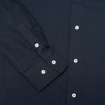 Мужская рубашка YMC Bonded Seam Navy фото- 3