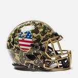 Шлем adidas x Bape x Riddell Superbowl Camo Print фото- 0