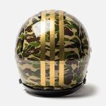 Шлем adidas x Bape x Riddell Superbowl Camo Print фото- 3
