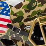 Шлем adidas x Bape x Riddell Superbowl Camo Print фото- 4