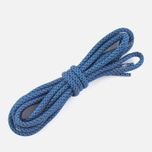 Rope Lace Supply 3M Reflective Laces Navy photo- 1